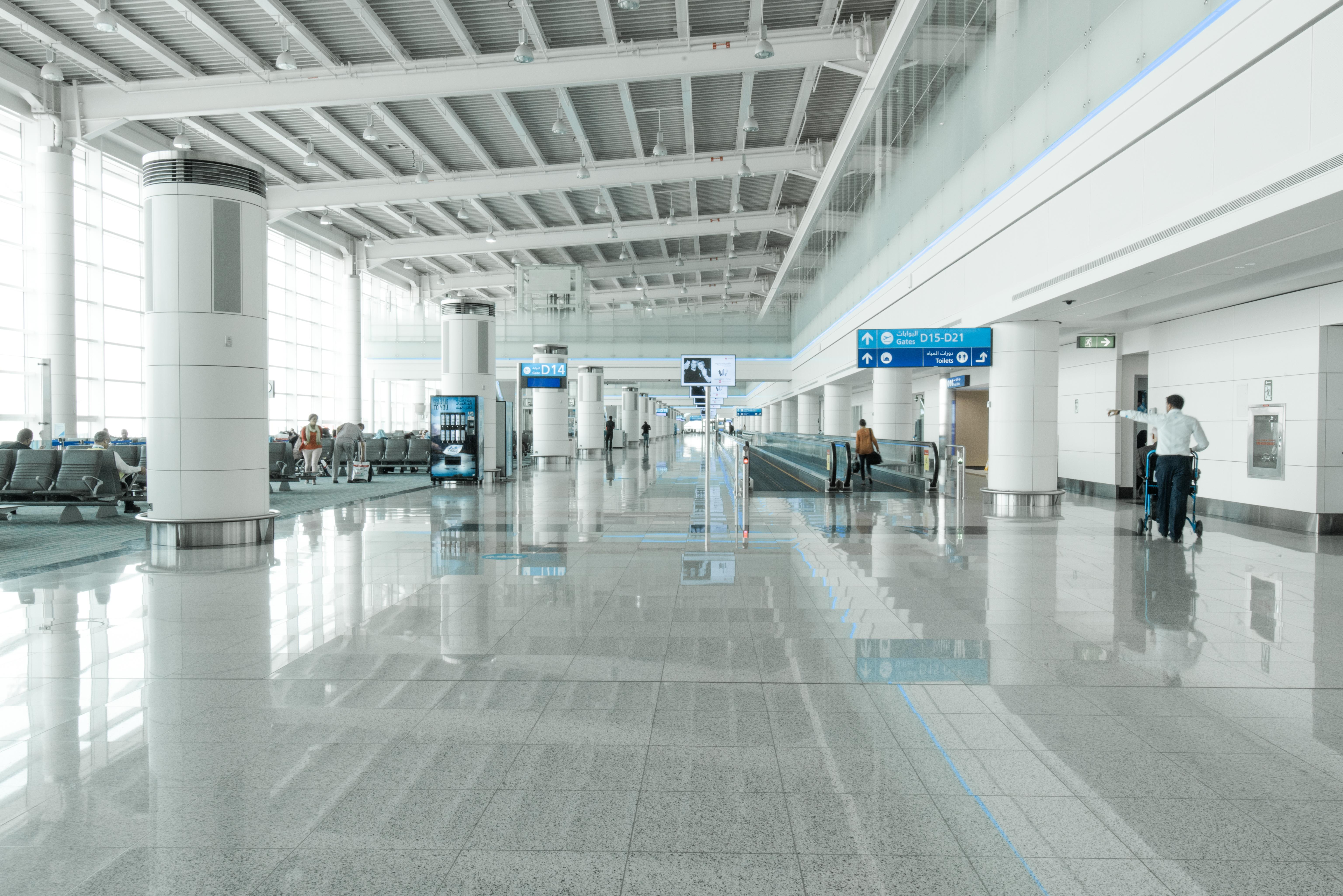 Services Dubai Airports