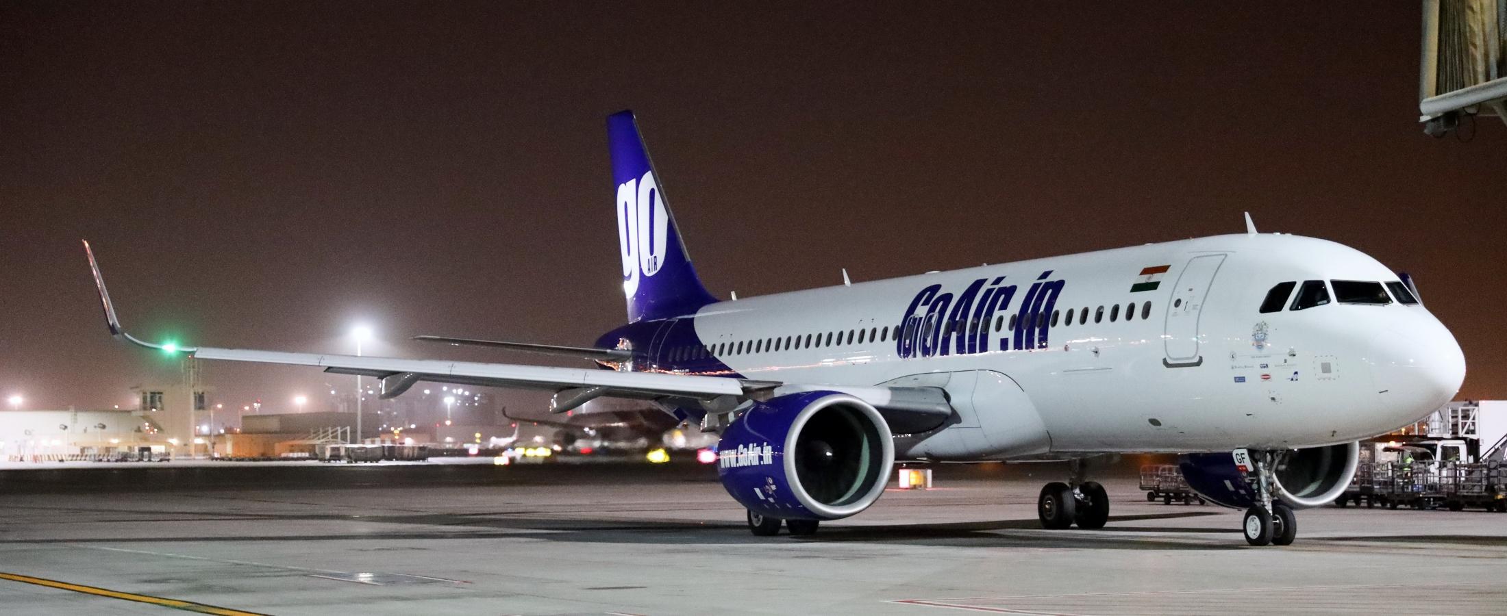 DXB Welcomes GoAir Inaugural Flight from Kannur
